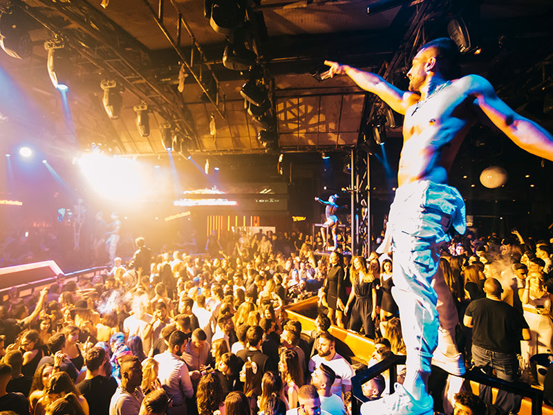 club in athens