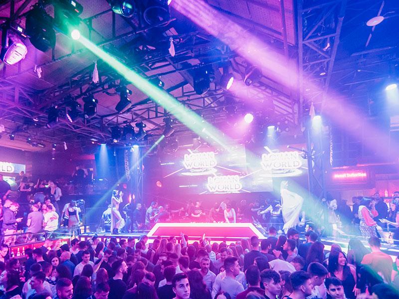 night club athens
