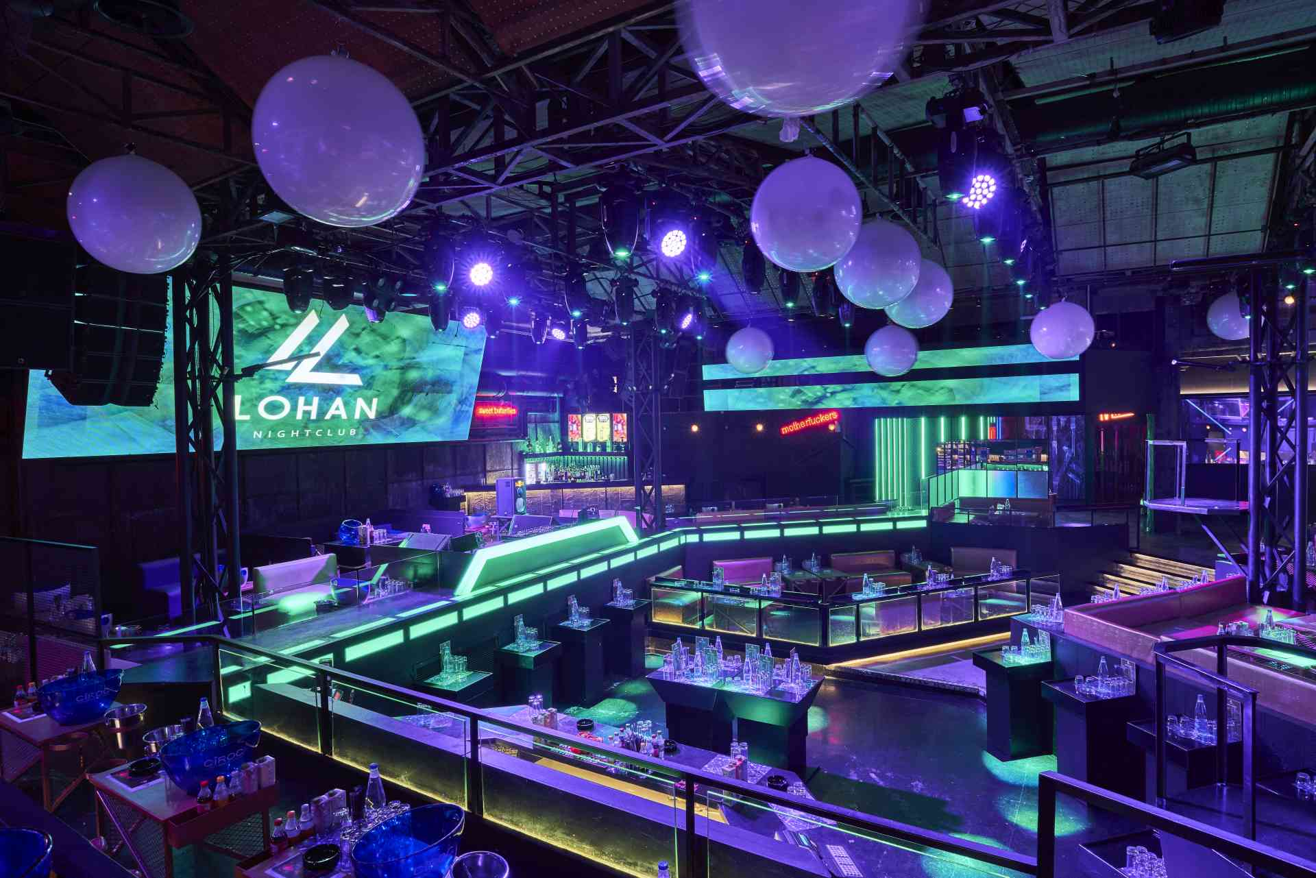 best night clubs in athens